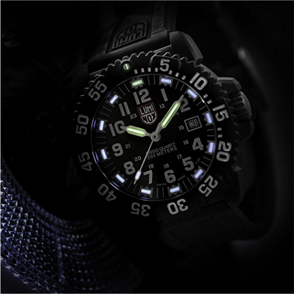 Luminox Navy Seals