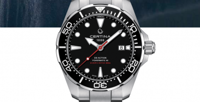 Certina DS Action Automatico