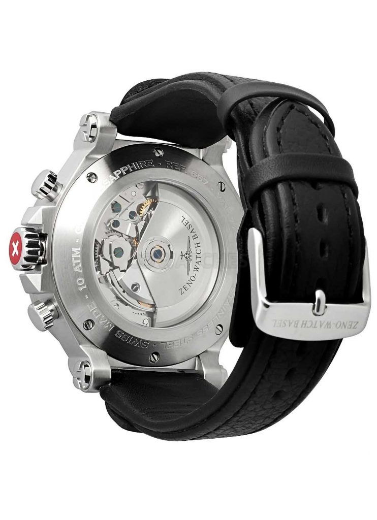 cinturini Zeno-watch basel
