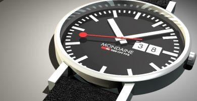 orologi Mondaine