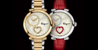 orologi salvatore Ferragamo