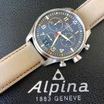 Orologi Alpina, Orologi Alpina Startimer Pilot